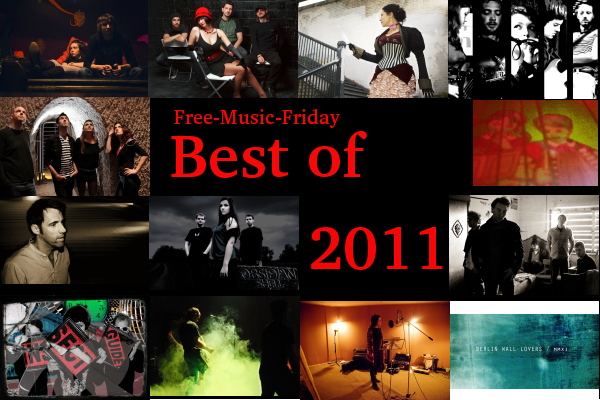 Free-Music-Friday-Best-Of-2011