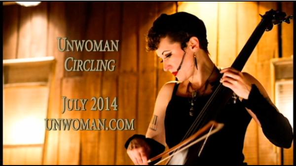 Unwoman-Circling-Kickstarter