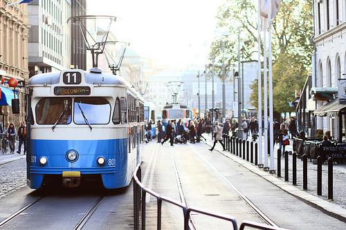 Göteborg City, Bestimmte Rechte (CC BY-NC) vorbehalten von Andreas Poss