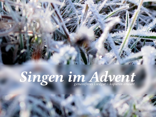 Musikpiraten - Singen im Advent 2013