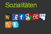 Social Profiles Widget