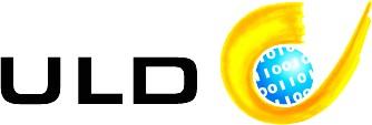 Logo des Unabhängigen Landeszentrums für Datenschutz Schleswig-Holstein (ULD)