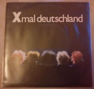xmal deutschland - schwarze welt