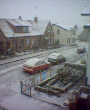 Erster Schnee 2