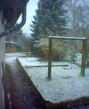 Erster Schnee 1