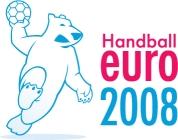 Logo der Handball-EM 2008