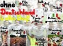 Ohne Deutschland ist alles doof