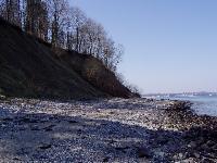 Steilküste, Eckernförde