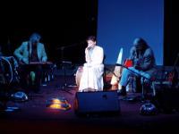 Meret Becker live in Kiel 21.06.2005