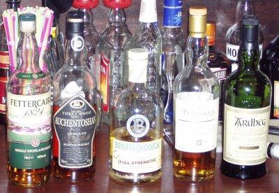 20. Whiskyprobe im Einstein Husum